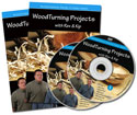 Woodturning Projects with Rex and Kip — DVD Set Volumes 1 & 2
