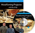 Woodturning Projects with Rex and Kip — DVD Volume 1