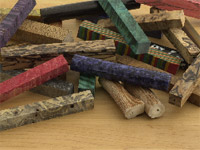 Woodturning Pen Blanks