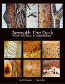 Woodturning Book - Beneath the Bark: Twenty-Five Years of Woodturning