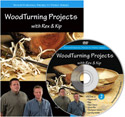 Woodturning Projects with Rex and Kip — DVD Volume 2
